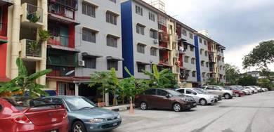 PKNS Flat SEKSYEN 18 Shah Alam 20 Taman Sri Muda sek 19