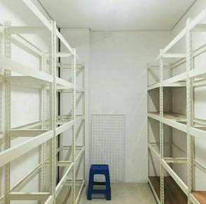Storage room organizer