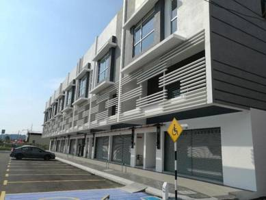 Shoplot Taman Warisan 2.5 storey good amenities