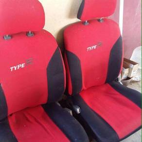 Seat standard wira