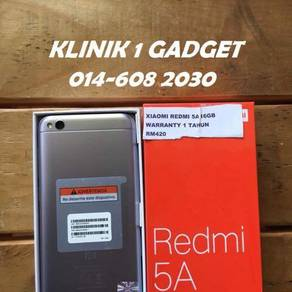 Redmi 5 A 16GB new