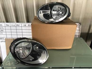Volkswagen beetle head lamp