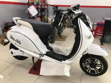 Yadea Electric Motorcycle ~ Can Register No Plate
