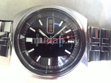Jam seiko 5 6139 sports steel vintage Watch