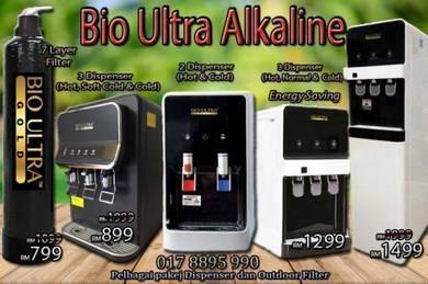 MD37 - Penapis Air Water Filter cooler Bio ultra
