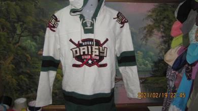 Sweater holl haus league ice hockey sze L