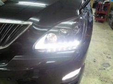 Toyota harrier lexus projector head lamp headlamp