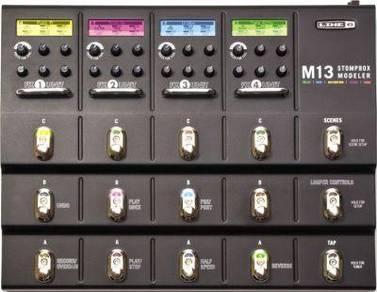 LINE 6 M13 - Guitar Stompbox Modeller