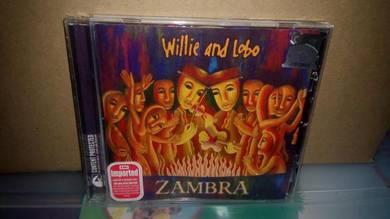 CD Willie And Lobo - Zambra