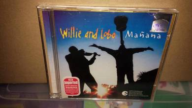 CD Willie and Lobo - Manana