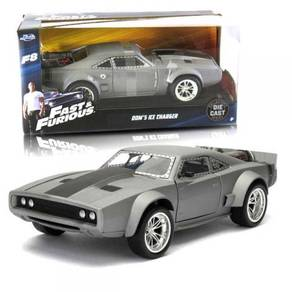 Fast & furious 8 - Dom's Ice Charger 1/24 model