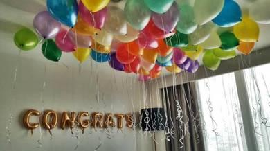 Congra Balloon Helium 00173