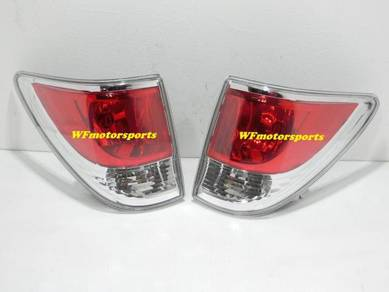 Mazda BT50 Rear Tail Lamps Lights 2012_2015 NEW