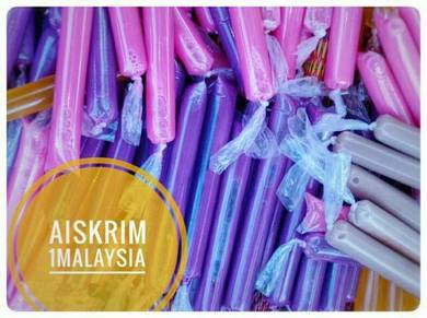 Aiskrim 1 malaysia Bajet
