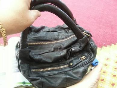 Handbag cantik kulit asli until dilepaskan