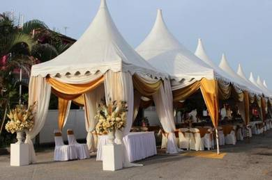 Canopy small for wedding