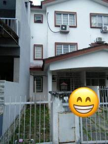 House for Rent Taman Bukit Permata, Sri Gombak