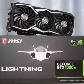 MSI GeForce GTX1080Ti Lighting