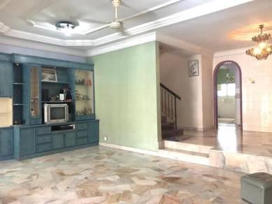 [TAMAN BUKIT MALURI] Kepong, Baru, Menjalara, KL, House, Renovated