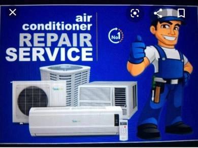 Pro tukang aircond service tip top