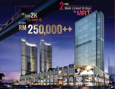 Exclusive Launch Residence Taman Equine Seri Kembangan!!!
