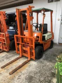 Direct Japan Import Recond TOYOTA 1.5 Ton forklift