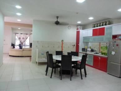 Renovated Semi-D Setia Damai 14, Setia Alam Below Market Value