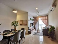 One Sentral Service Residence 4 Bedrooms - 100% Loan Booking RM500