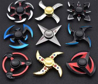 Naruto one piece spinner