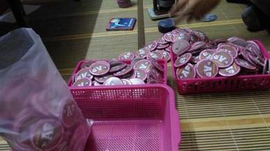 Pin Button Badge Majlis