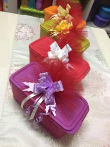 Tupperware brand hamper bajet