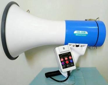 Megaphone Loud Hailer MAX ER-66R (Besar)
