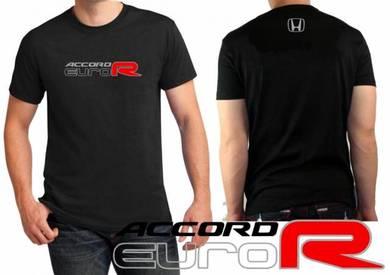 Tshirt Baju HONDA ACCORD EURO R TSV10 siap poslaju