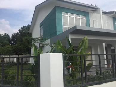 Shah Alam Double Storey near Kota Kemuning, Cash Back 20K,Free Cabinet