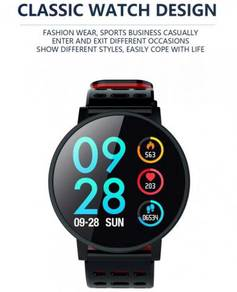Smart Watch OLED Physical Monitoring