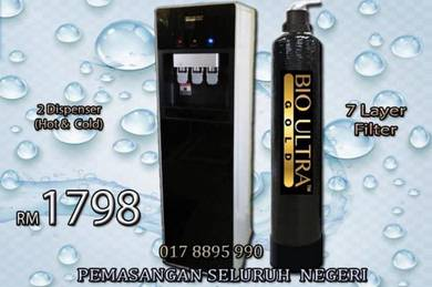 Air Penapis / Water Filter Dispenser Indoor GhhP