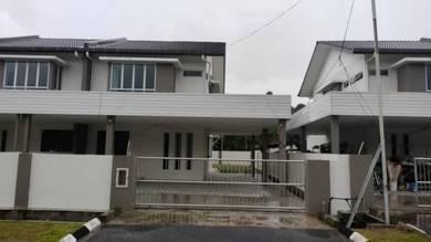 Double storey Corner at Taman Citizen, Jln Batu Kawa- Matang, Kuching