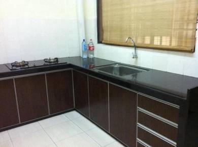 Serina Bay Sungai Pinang 900sf Renovated Kitchen Cabinet 1 Carpark