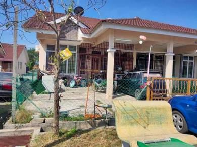 Single Storey House Endlot Bandar Perdana For Sale