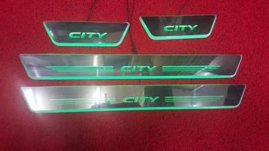 Honda city 2015 running led door side step