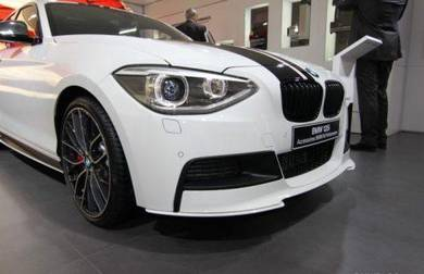 Bmw 1 series F20 m performance conversion
