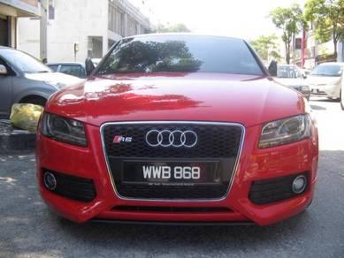 Audi A5 bodykit