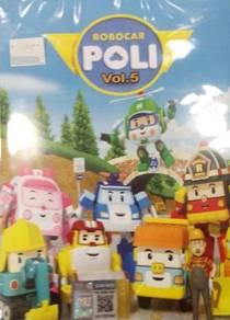 DVD Robocar Poli - Vol.5