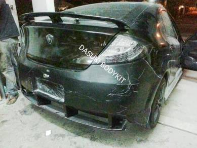 Rear Bumper Proton Gen2 Charge Speed