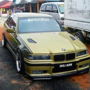 Bmw e36 lip dtm