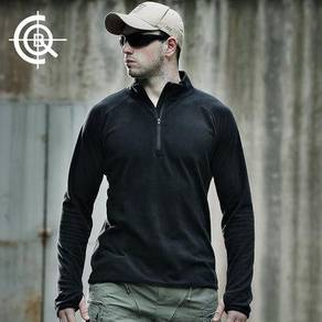 CQB outdoor fleece clothes Slim