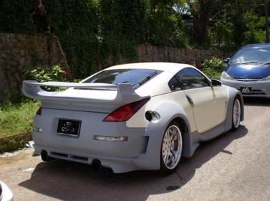 Nissan Fairlady 350z z33 VS3 Veilside Top Spoiler