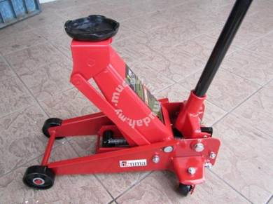 Hydraulic Service Floor Jack / Garage Jack 3 Ton