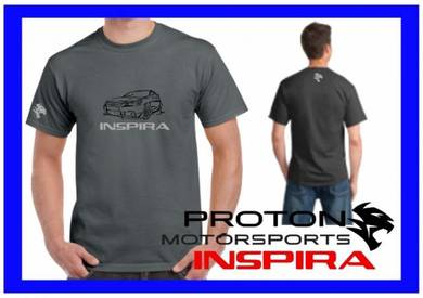 Baju T-Shirt PROTON INSPIRA NSQ71 siap poslaju