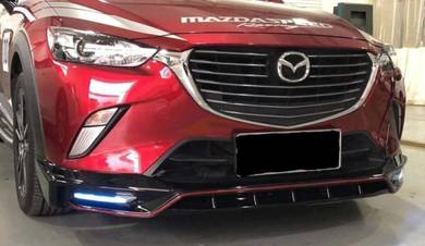 Mazda Cx3 MZ Design v2 bodykit with drl pp